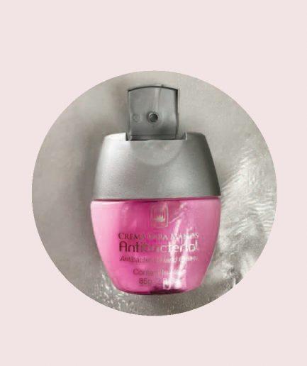 M1307, crema antibacterial, humectante sanitizante, productos eclat