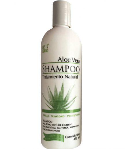 A1264, shampoo aloe vera, productos eclat
