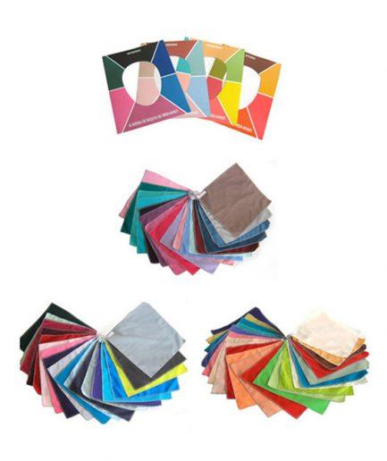 muestrario color, productos eclat
